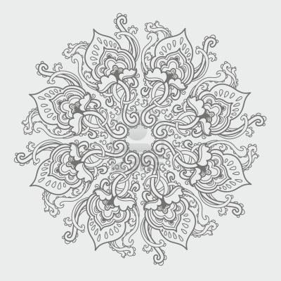 Mandalas colorear  imprimir descargar  (3)