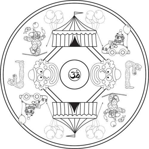 Mandalas para Niños  (29)