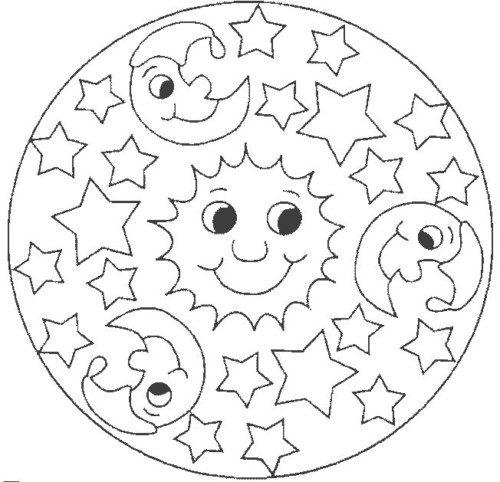 Mandalas para Niños  (36)