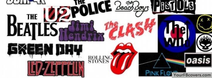 Portadas de Bandas de rock