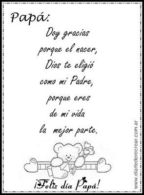 Tarjetas Del Dia Del Padre Para Imprimir Y Pintar Todo