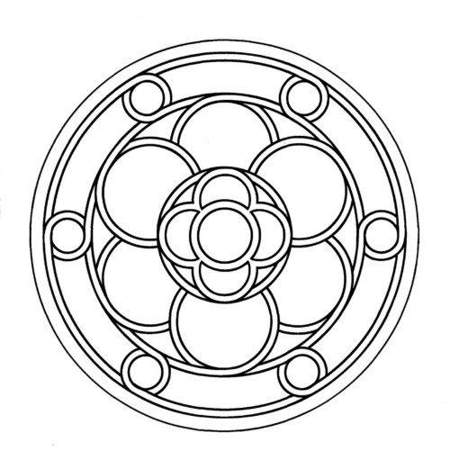 Mandalas colorear  imprimir descargar  (2)