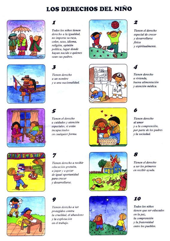 derechos del niño 2