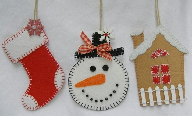 Moldes para muñecos de Navidad