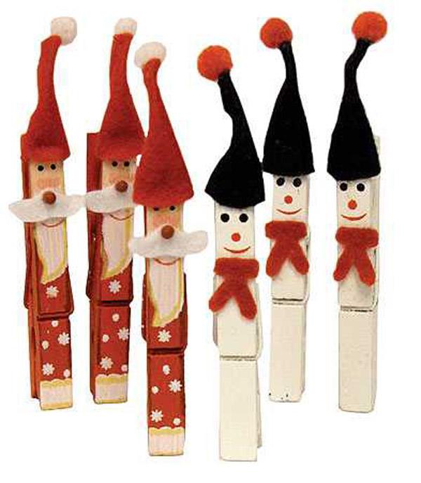 manualidades-navidad-pinzas