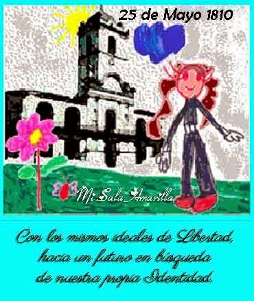 25 de mayo infantiles revolucion de 1810 (2)