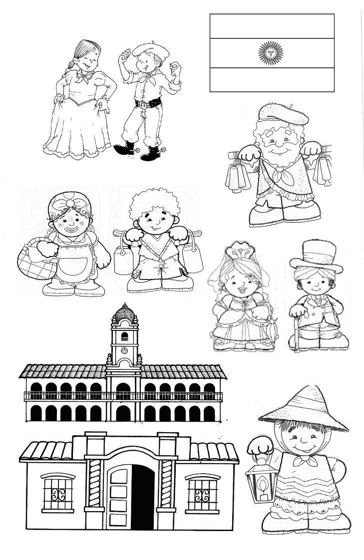 25 de mayo para niños colorear (23)