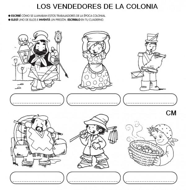 25 de mayo para niños colorear (27) | Todo imágenes