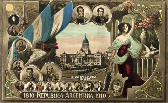 revolucion de Mayo 25 - 1810 (6)