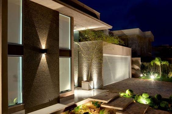 Im genes de fachadas de casas bonitas modernas r sticas for Decoraciones de casas modernas 2016
