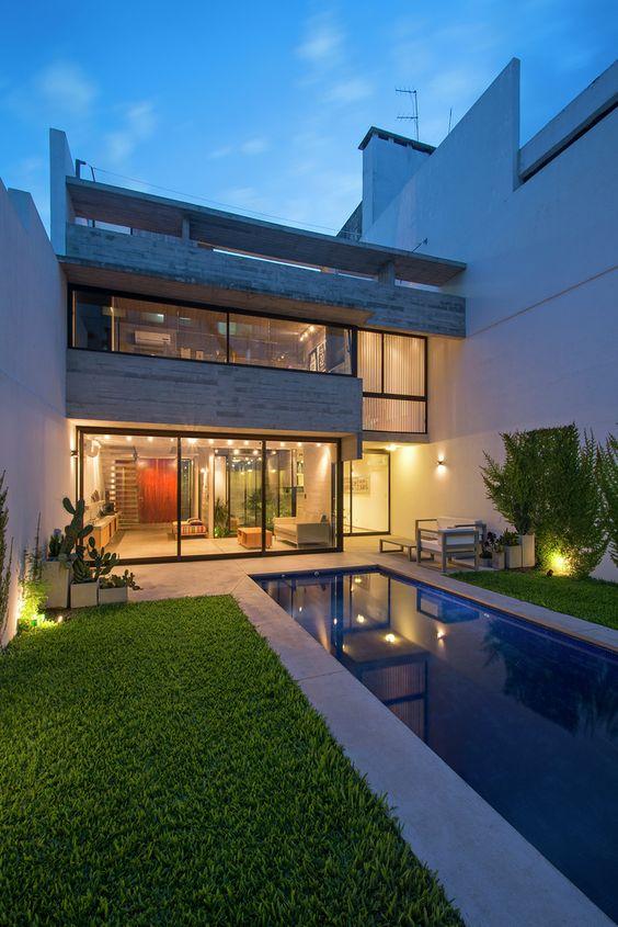 Im genes de fachadas de casas bonitas modernas r sticas for Fachadas bonitas y modernas
