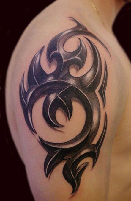 Mejores Tatuajes de Tribales en 3D
