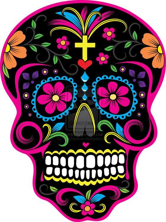Imágenes Del Día De Los Muertos Calaveras Mascaras Ofrendas