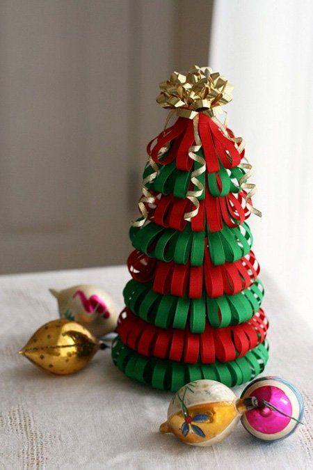 Manualidades Hechas Con Arboles Y Adornos Para Navidad Todo Imagenes - Arboles-para-navidad