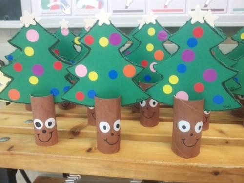 Imágenes Con Manualidades De Navidad Fáciles Para Niños Todo Imágenes