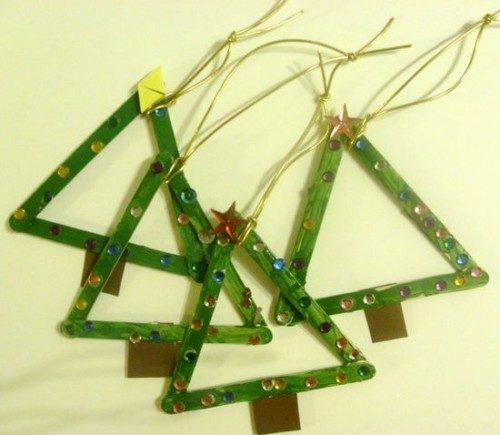 Imagenes Con Manualidades De Navidad Faciles Para Ninos Todo Imagenes - Manualidades-faciles-navidad-nios
