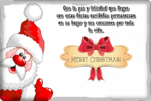 Imágenes Con Felicitaciones De Navidad Frases Para Dedicar
