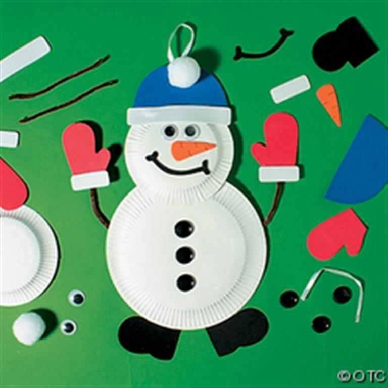 Imagenes Con Manualidades De Navidad Faciles Para Ninos Todo Imagenes - Trabajos-manuales-de-navidad-para-nios