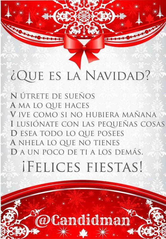 Imágenes Con Felicitaciones De Navidad Frases Para Dedicar Todo