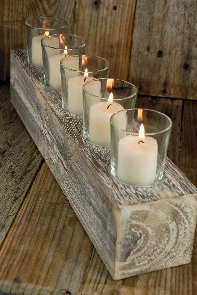 Im genes de centros de mesa modernos para boda todo im genes - Mesa centro madera y cristal ...