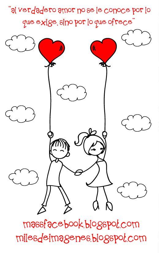 Imagenes De San Valentin Con Mensajes Para El Dia De Los Enamorados