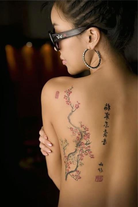 Imágenes de tatuajes para mujeres