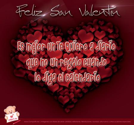 Imagenes De Tarjetas Para Imprimir O Enviar Del Dia De San Valentin