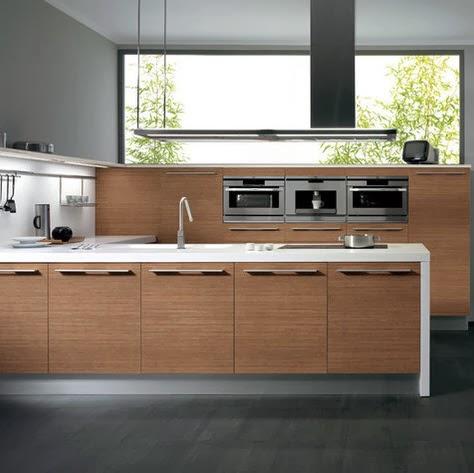 48 Imágenes de Cocinas modernas y minimalistas con hermosos ...