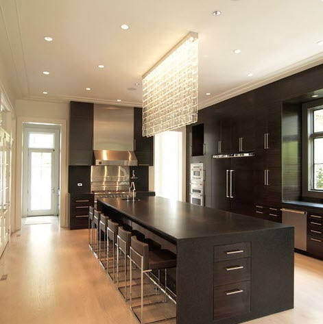 48 Imágenes de Cocinas modernas y minimalistas con hermosos diseños ...