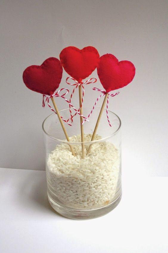Manualidades para san valentin para regalar el 14 de febrero todo im genes - Ideas para hacer la cena ...
