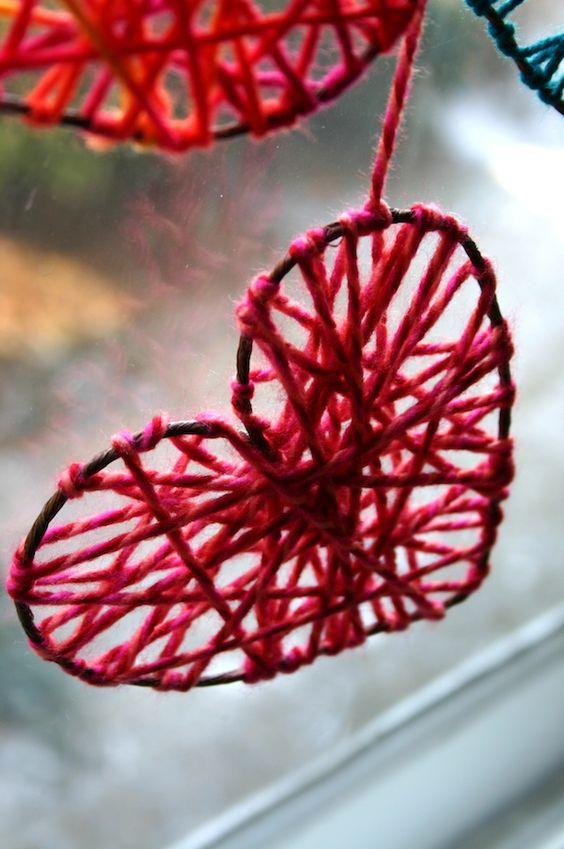 Valentine Craft Pinterest