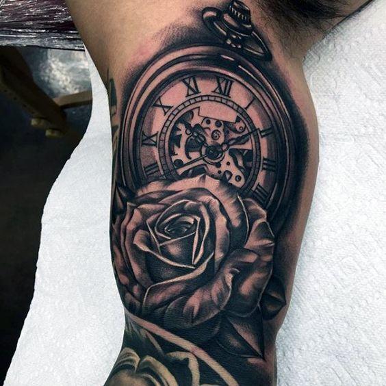50 Imagenes De Tatuajes Para Hombres De Brazos Munecas Y Hombros - Tattoos-en-los-brazos