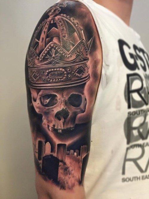 50 Imagenes De Tatuajes Para Hombres De Brazos Munecas Y Hombros