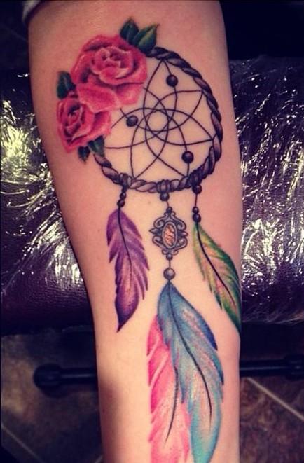 Tatuajes De Atrapasueños Imágenes Con Diseños Increibles Todo