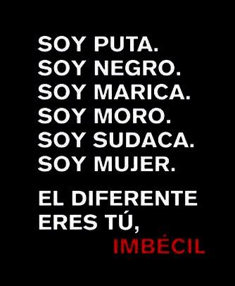 Imágenes Con Pensamientos Sobre El Racismo Discriminación Y