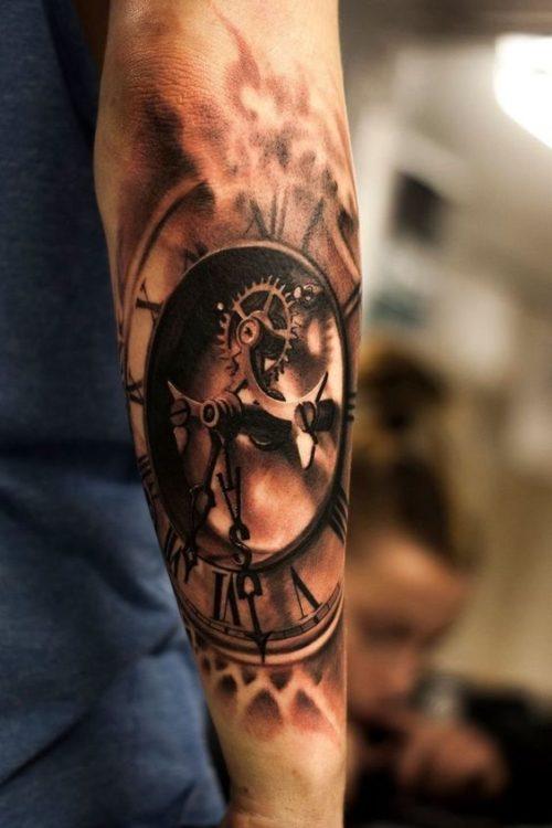 Tatuajes Para Hombres Originales Y Creativos 60 Imagenes Para