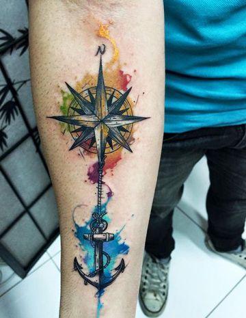 Tatuajes Para Hombres Originales Y Creativos 60 Imágenes Para