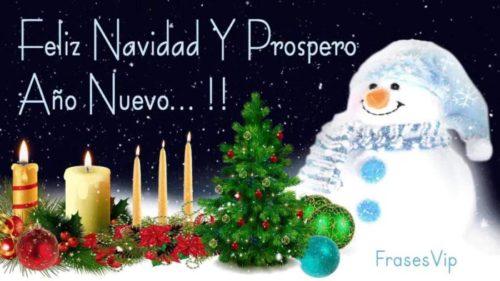 88 Imágenes Con Frases Y Mensajes De Feliz Navidad 2019