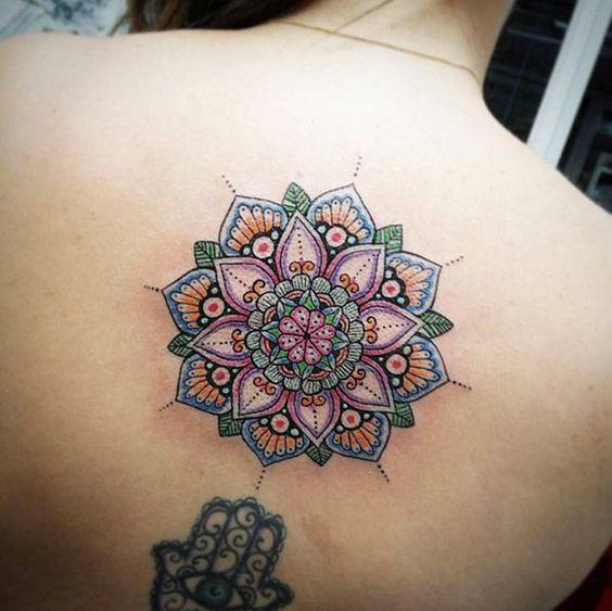 Tatuajes De Atrapasuenos Y Mandalas Para Mujeres 90 Imagenes
