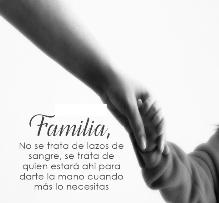 Imágenes Bonitas Con Frases Sobre La Familia Todo Imágenes