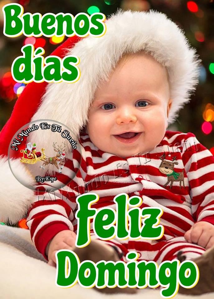 Postales de navidad de buenos dias