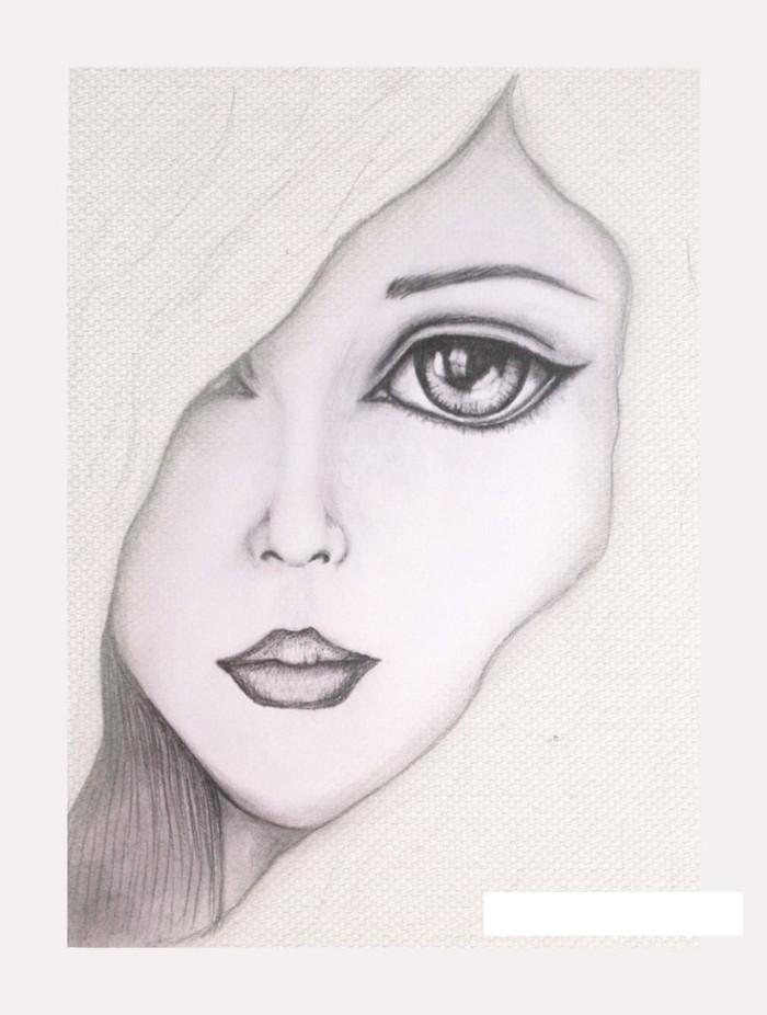 Dibujos A Lápiz Fáciles Artísticos Y Paso A Paso Para Aprender A
