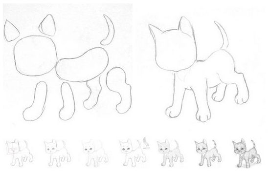 Dibujos A Lapiz Faciles Artisticos Y Paso A Paso Para Aprender A