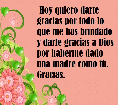 Imágenes Del Día De La Madre Hermosas Con Mensajes Y Frases