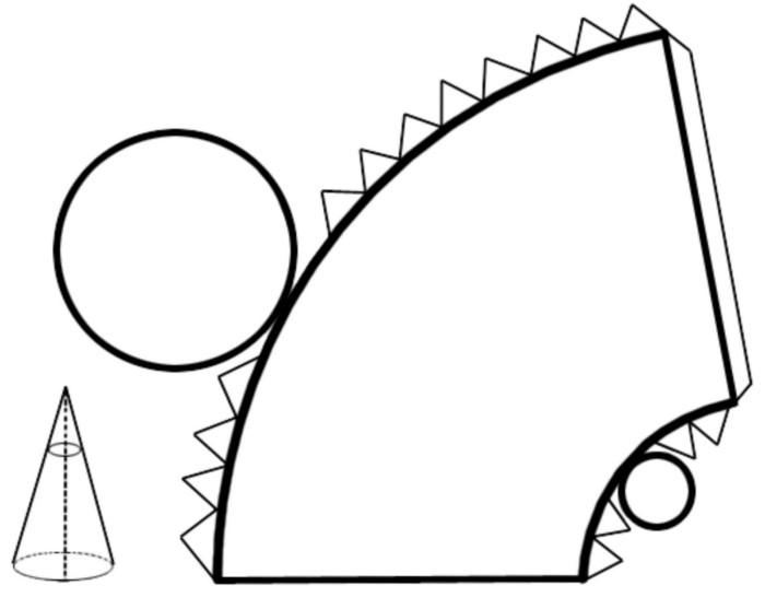 Cuerpos Geométricos Con Nombres Para Armar Colorear E