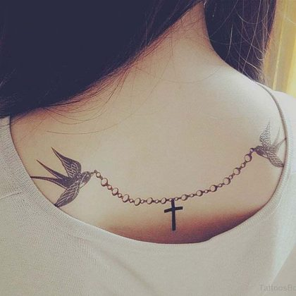 Tatuagens Femininas Nas Costas 5 420420 Todo Imágenes