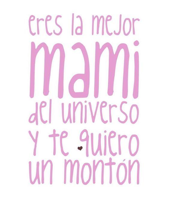 Las Más Bonitas Frases Para Mamá Todo Imágenes