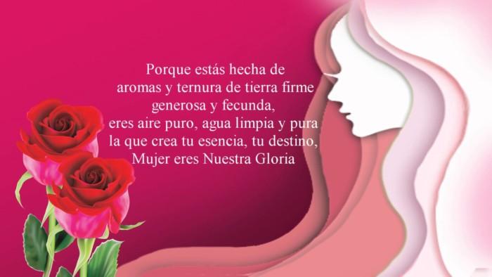 Imágenes Para Enviar El Día De La Mujer 2019 Con Frases