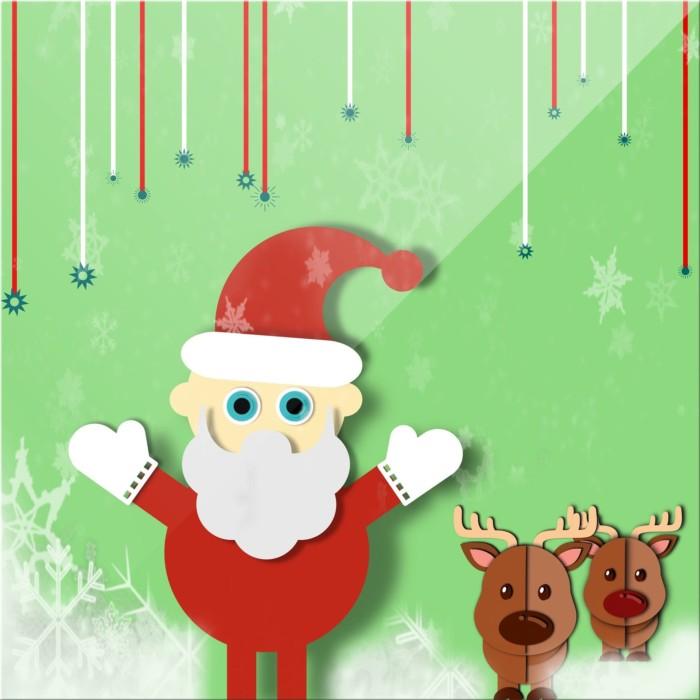 Imágenes De Papá Noel Las Mejores Fotos De Santa Claus