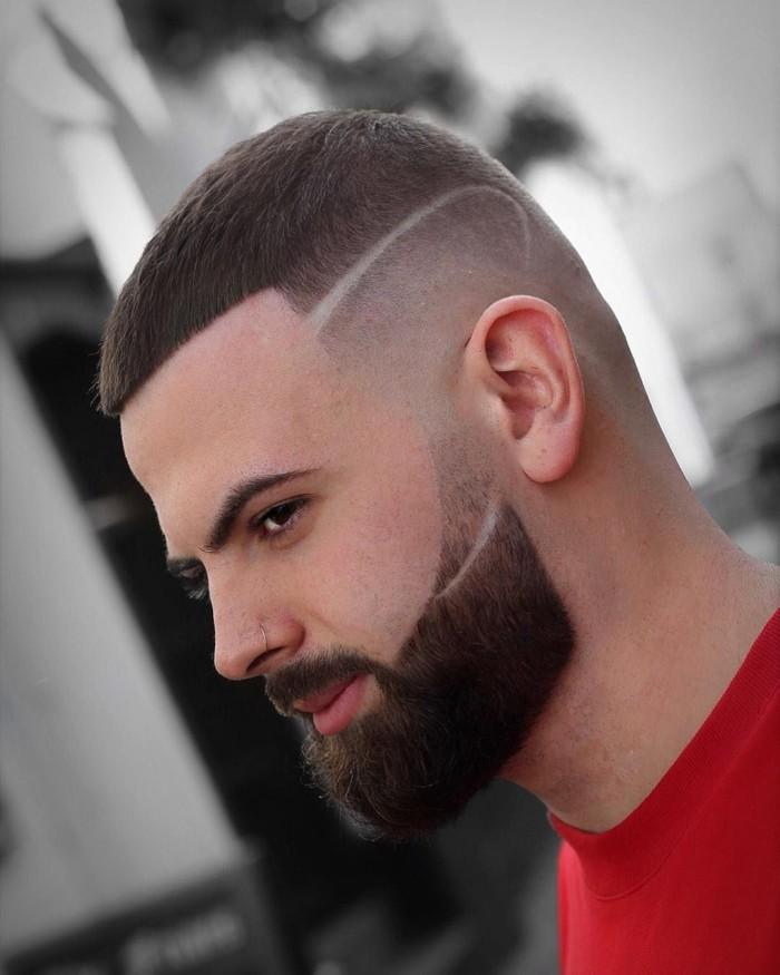 Corte de pelo para hombre moderno 2019